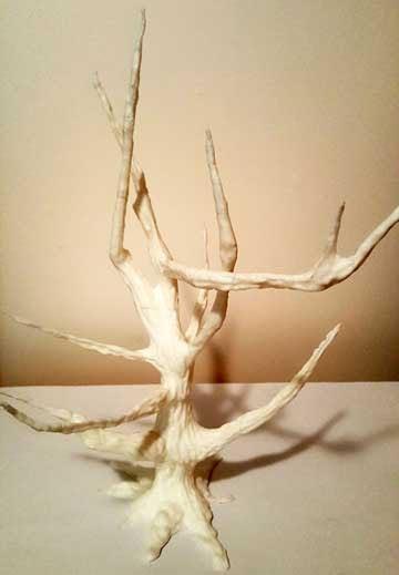 Chicagoland 3d printing - organic sculpture